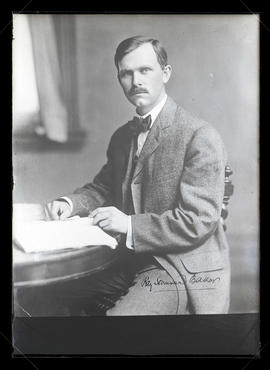 Photograph of Ray Stannard Baker