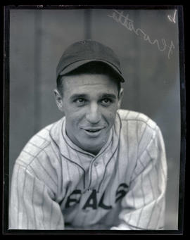 Frank Crosetti, baseball player for Seals