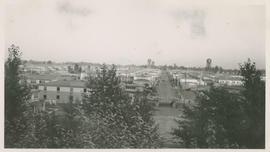 View of Vanport, Oregon