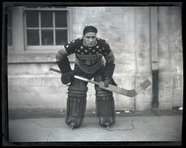 Jack Pate, hockey player