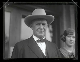 Oregon Governor Walter M. Pierce