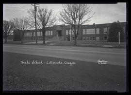 Grade School - Estacada, Oregon