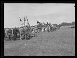 Memorial Day services at Willamette National Cemetery