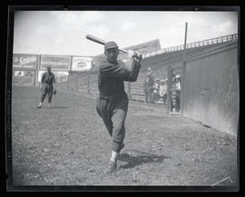 Al Bool, baseball player, possibly for Oakland
