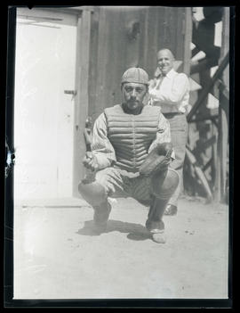 Joe Palm, baseball player for Portland