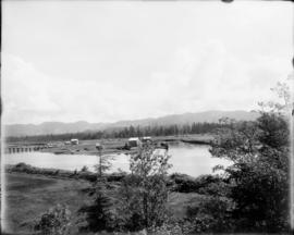 Farm, Tillamook River
