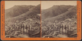 """Gold Hill, from the Reservoir."" (Stereograph 4158)"