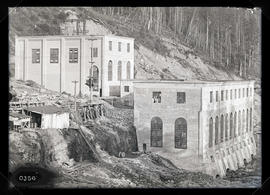 Bull Run, Little Sandy Dam, power plant exterior