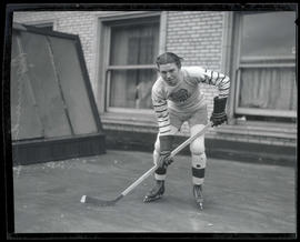 Osmundson, hockey player for Union Pacific