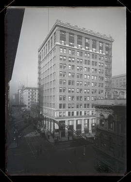 Spalding Building, 3rd and Washington, Portland