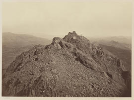 """Round Top from Western part of Ridge."" (Mammoth 1275)"