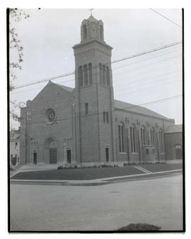 St. Stephen Catholic Church, Portland
