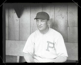 A. V. King, baseball player for Portland Beavers