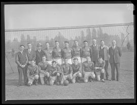 Albina Subchasers soccer teams for Albina Engine & Machine Works, Portland