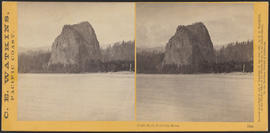 """Castle Rock, Columbia River."" (Stereograph 1244)"