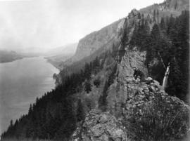 Altar of the Gods, Columbia River, circa 1903