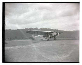 Ford 'West Wind' airplane