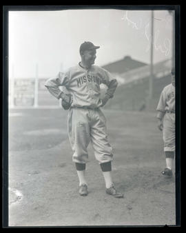 Ralph Cook, baseball player for Mission