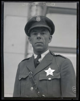 Bill Genn, Oregon State Police