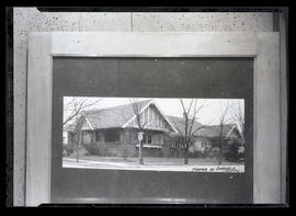 Photograph of Root-Banks House, Peach and Main, Medford