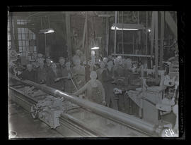 Workers at Albina Engine & Machine Works, Portland