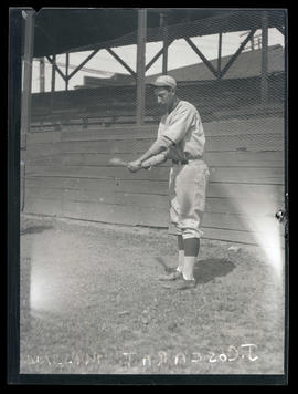 J. Coscarat, baseball player for Mission