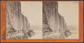 """Cape Horn, Columbia River."" (Stereograph 1230)"