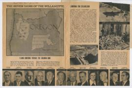 """The seven dams of the Willamette"""